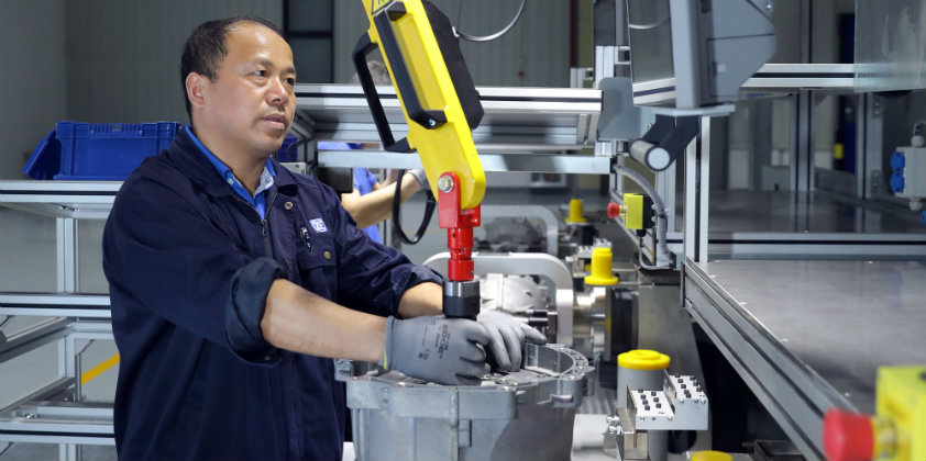 ZF to accelerate its activities in the Chinese market