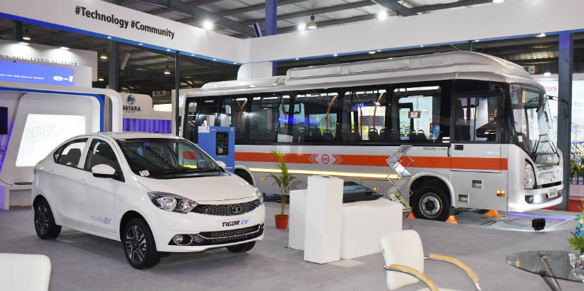 Tata AutoComp forms JV with China's Guoxuan Hi-Tech for supply of EV battery packs
