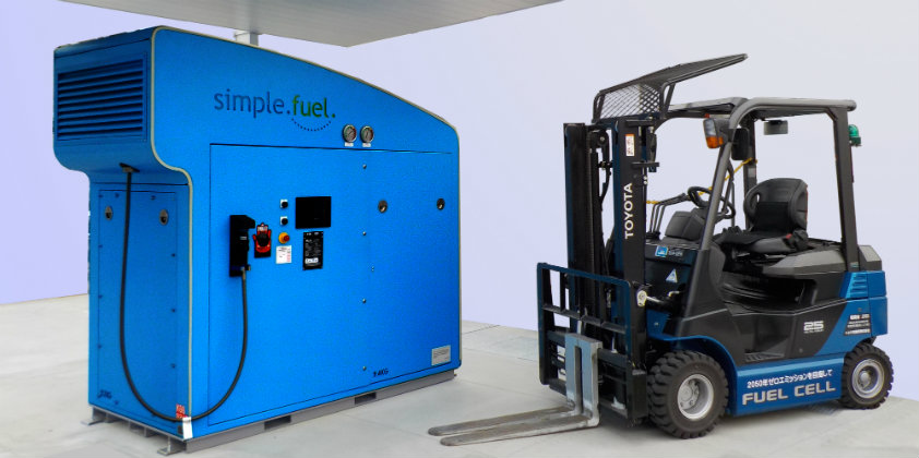 Toyota launchess station to produce Hydrogen from renewable energy at Motomachi Plant