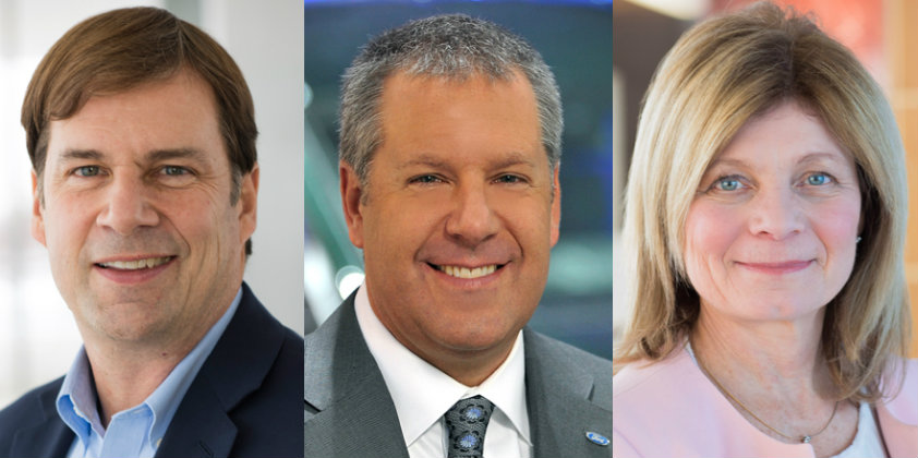 Ford announces leadership changes to accelerate growth