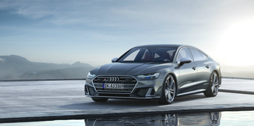 Audi adds an electric powered compressor to the performance based S6 and S7 TDI models