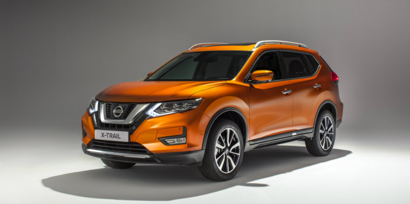 Nissan launches new engine options on the X-Trail