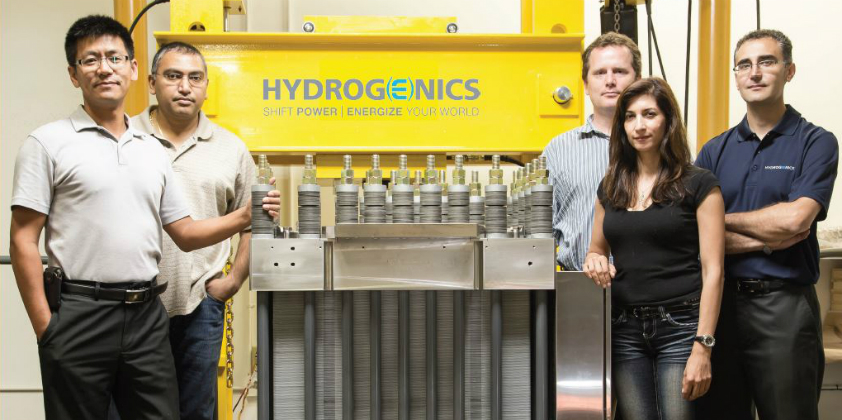 Cummins to acquire fuel cell systems maker Hydrogenics