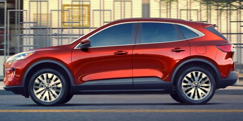 Bridgestone supplies Ecopia tire for 2020 Ford Escape
