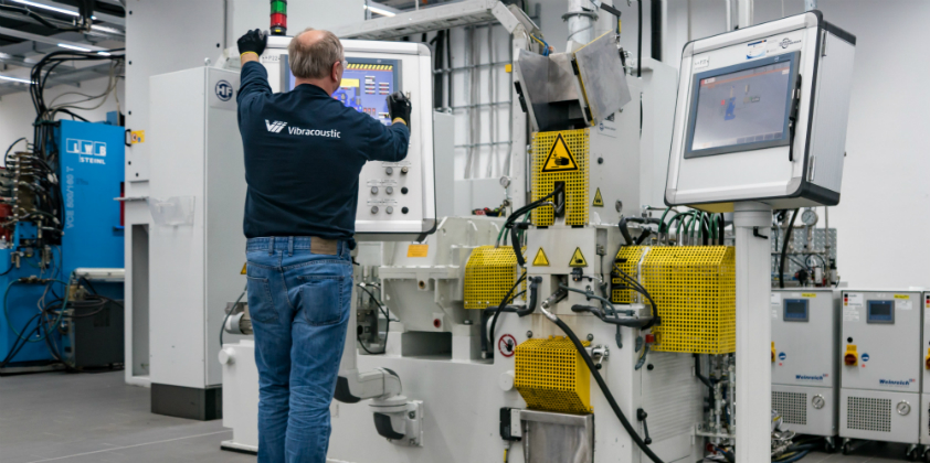 Vibracoustic opens new material development centre in Germany