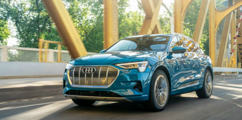 FAW-Volkswagen to manufacture the all electric Audi e-tron in China