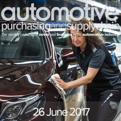 Automotive Purchasing and Supply Chain