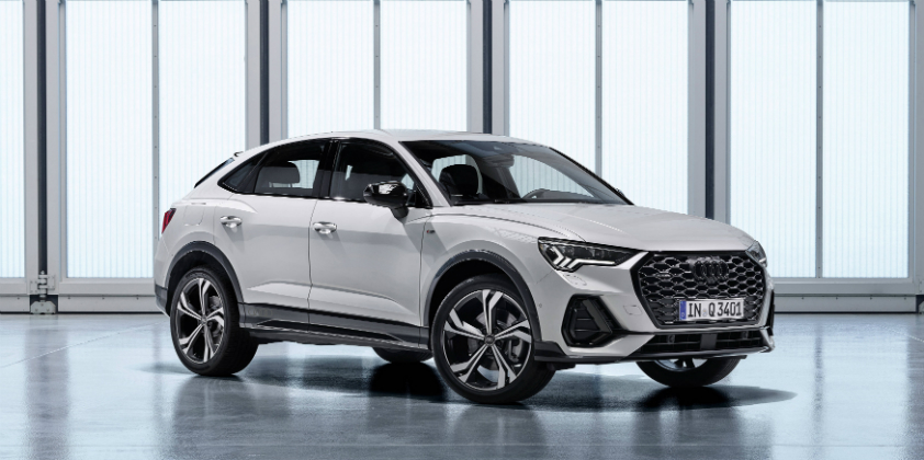 Audi launches Q3 Sportback coupe with optional 48V mild hybrid drive