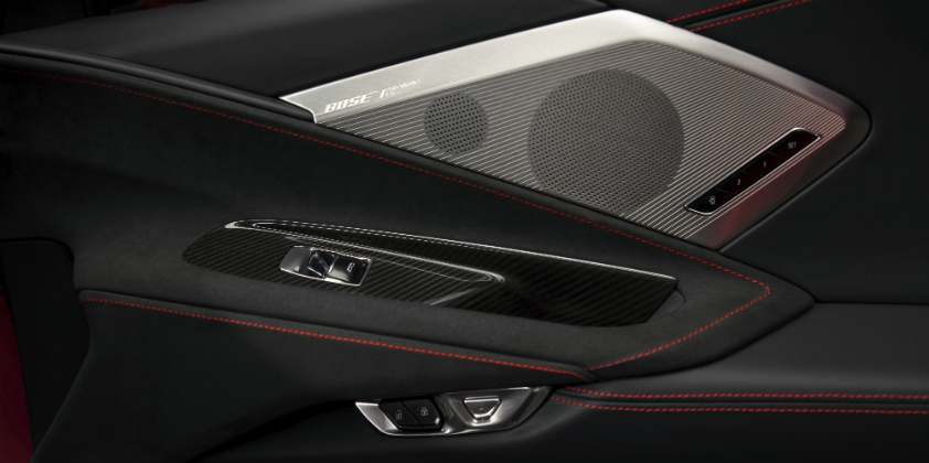 Bose introduces its most powerful performance series sound system in 2020 Corvette