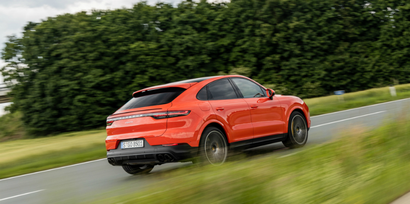 Porsche on road to more success with half-year sales revenue up by nine percent